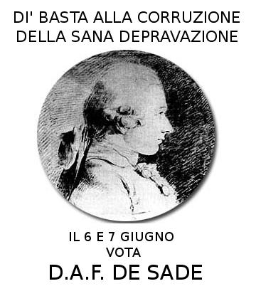 votaDAFdeSade