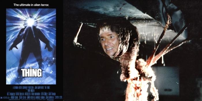 """La cosa"" (John Carpenter - 1982)"